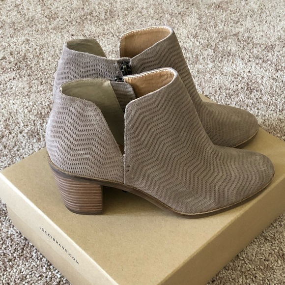 d405c6864079a Lucky Brand Pickla Booties